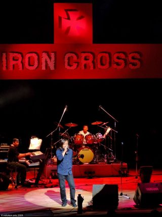 Iron Cross Live In Japan