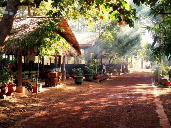 Pan Pyo Latt Monastery