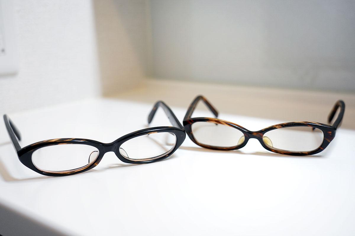 泰八郎と老眼鏡