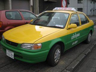 なんちゃってバンコクタクシー