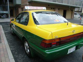 バンコクタクシー