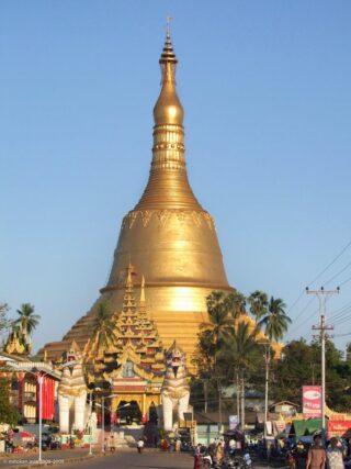 Shwe Maw Daw Pagoda
