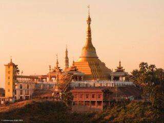 Shwetaungyoe Pagoda