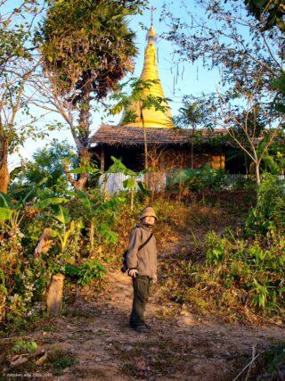 Shwe Taung Pagoda