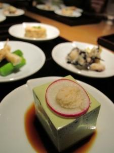 アボカド豆腐
