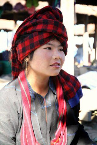 Kyauk Taing market