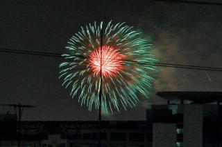 隅田川の花火