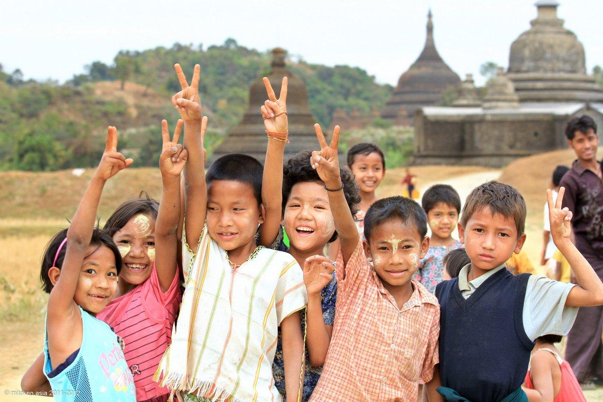 すんなり行かないミャンマーは今週末から。