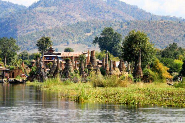 Taw Mwe Khaung Pagoda