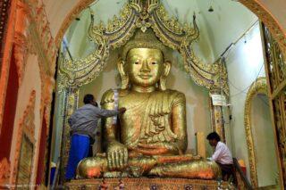 Shwe Indein Pagoda