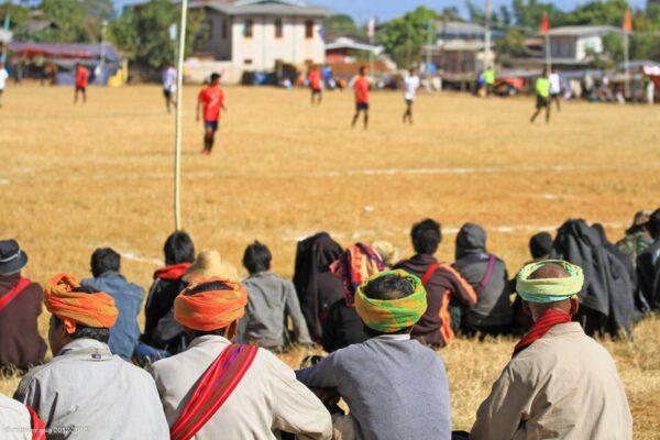 NaungKar Football field