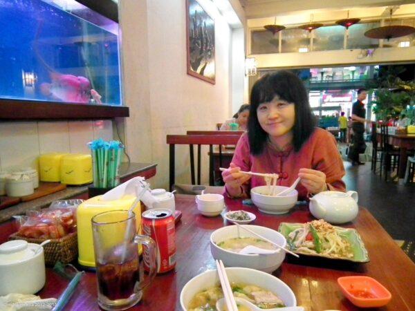 Aung Mingalar Shan Noodle