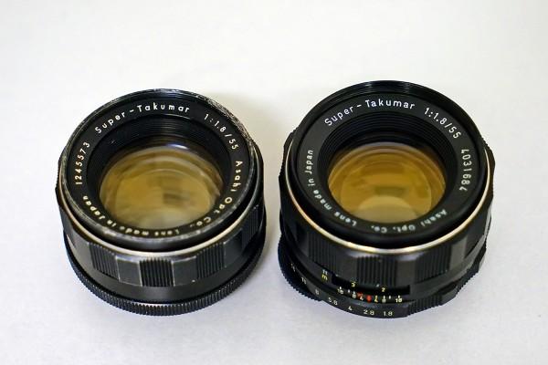 Super-Takumar 1:1.8 55mm