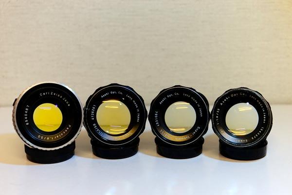 Thorium lenses
