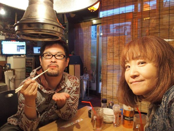 Change the world 焼肉