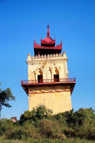 Nanmyin watch tower