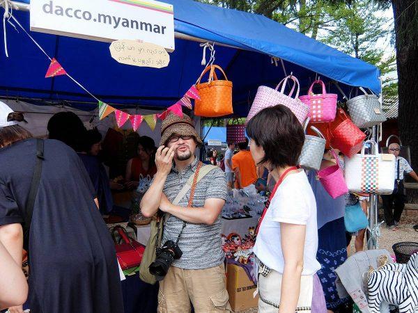 ミャンマー祭り