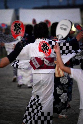 富岡町夏祭り