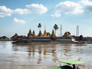 Kyauktan Yele Pagoda